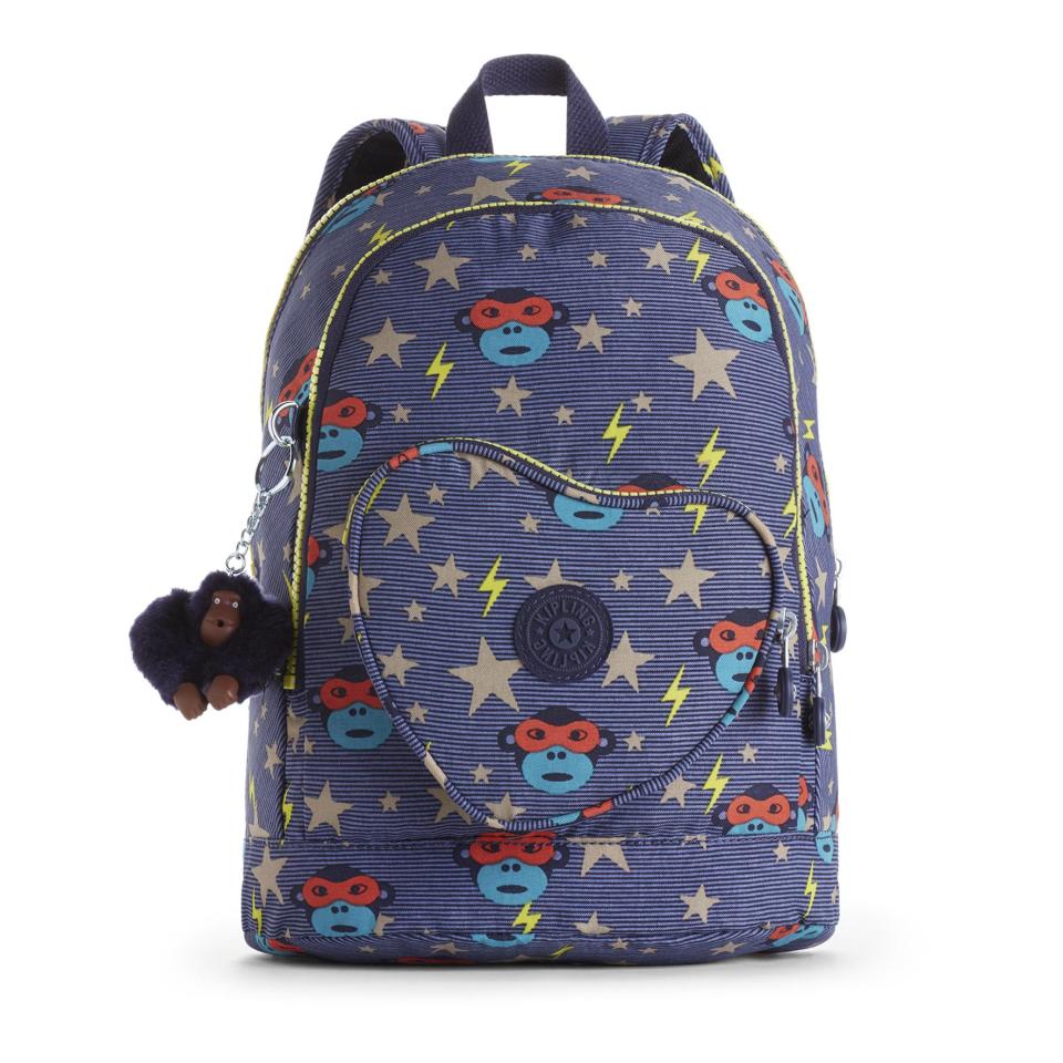 Resim Heart Backpack