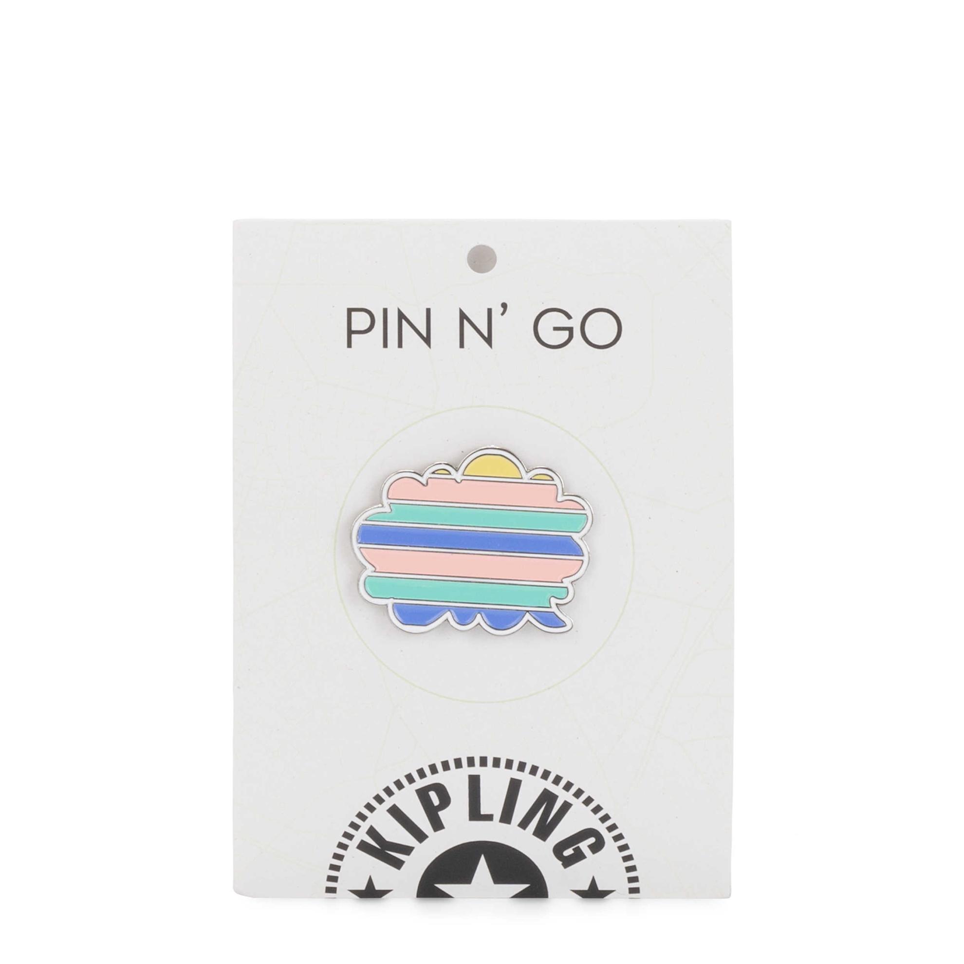 Resim Stripy Cloud Pin