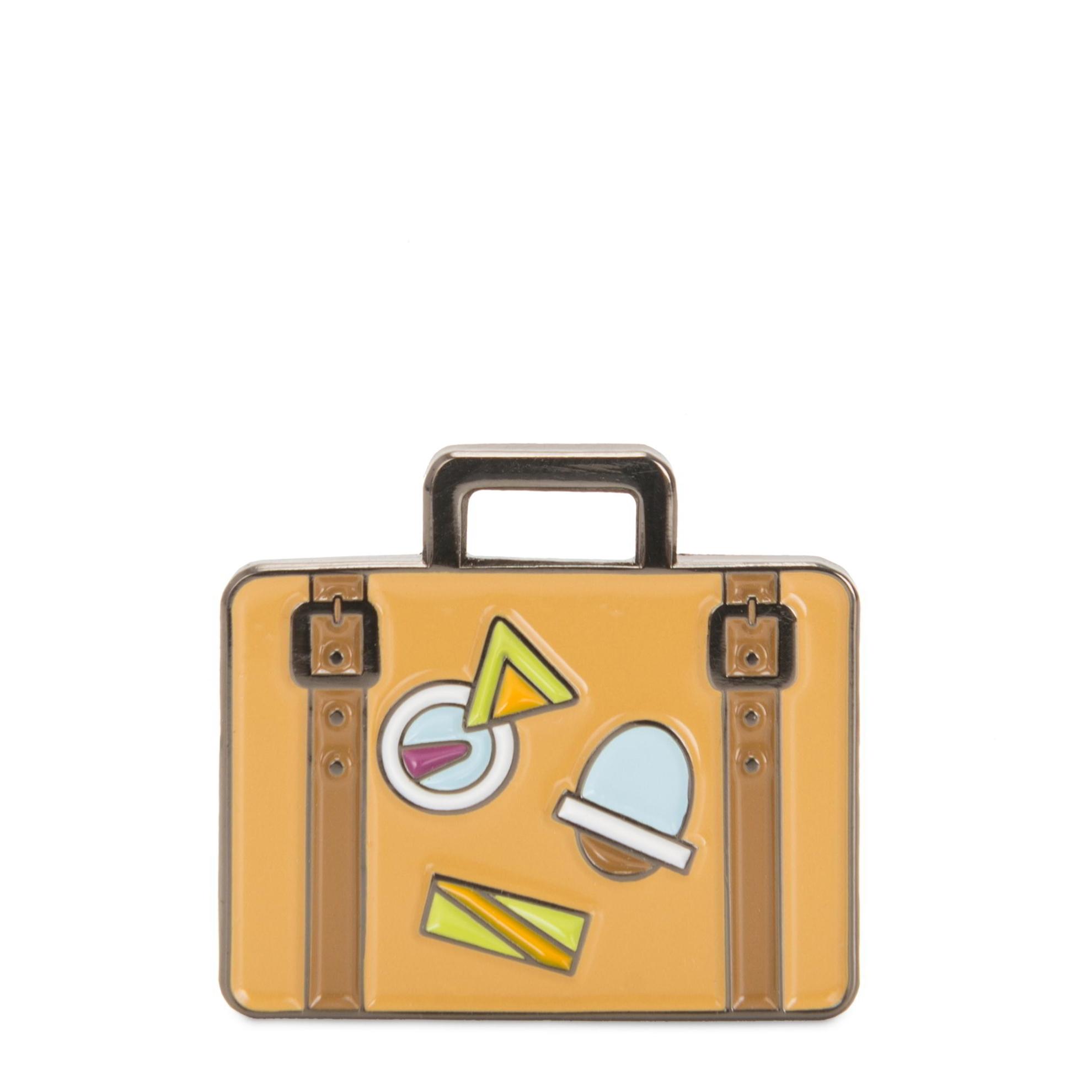 Resim Suitcase Pin